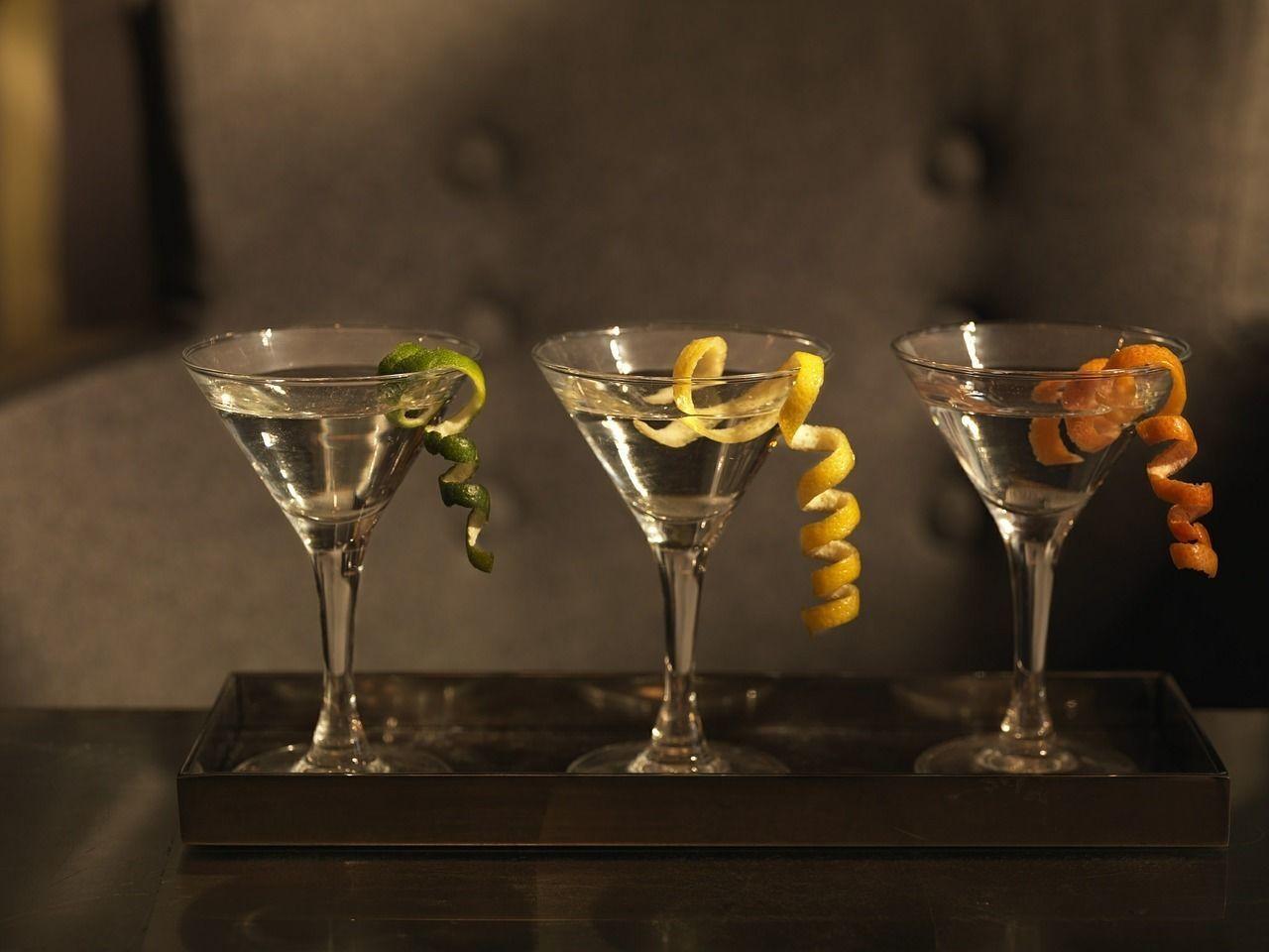 Фраза бонда про мартини