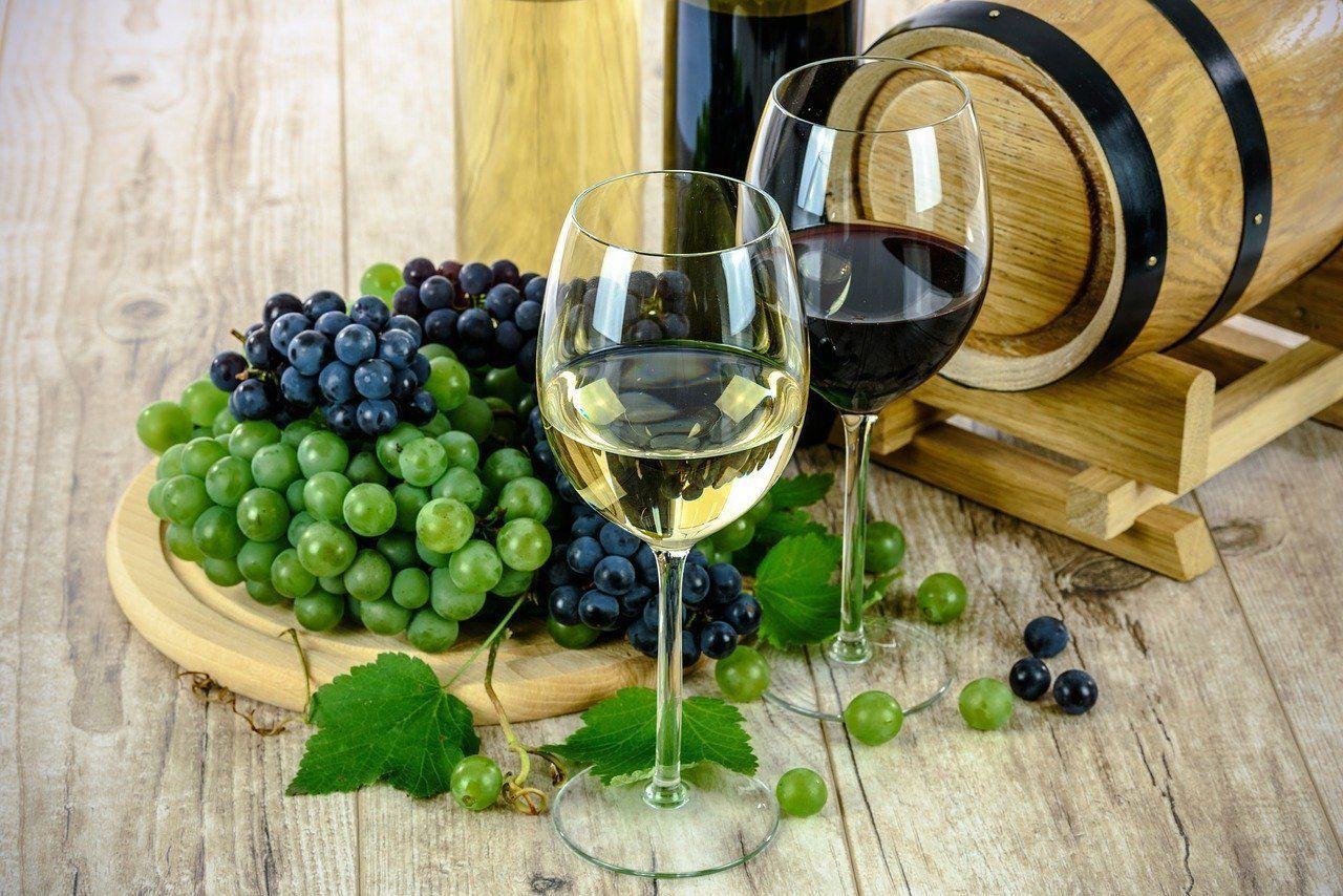 Красное сухое вино сколько калорий