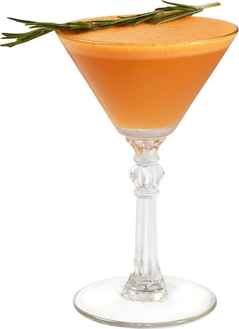 Рецепт коктейля Облепиховый дайкири